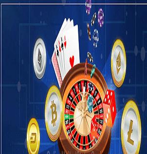 cryptocurrency casino(s)